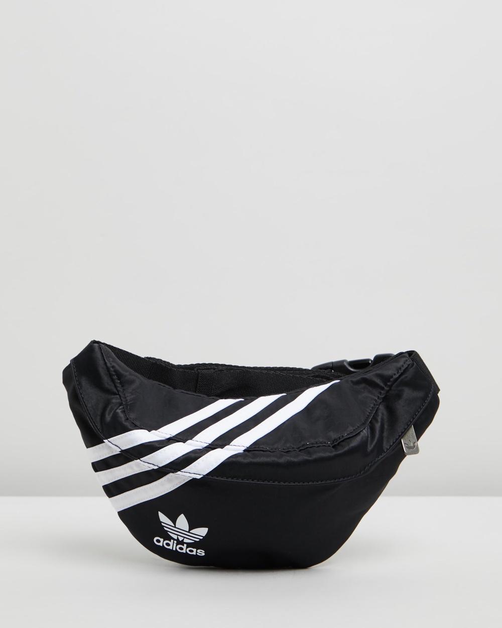adidas Originals Nylon Waistbag Bum Bags Black