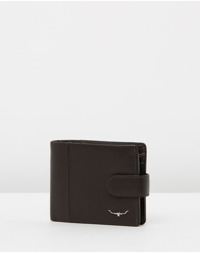 R.M. Williams - Tab Wallet with Coin Pocket