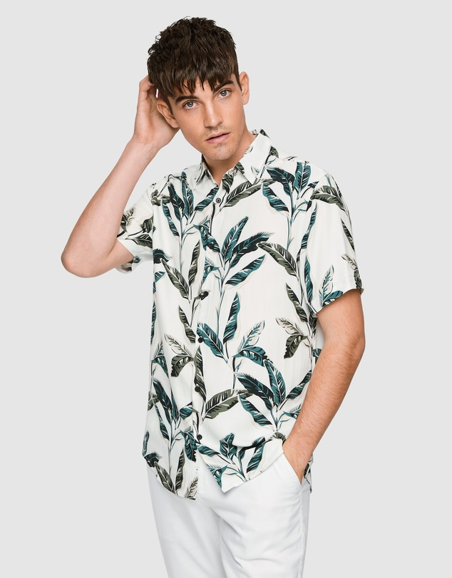 yd. - Dominic Tropical Shirt