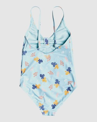 Roxy Girls 2 7 You Baby Surf One Piece Swimsuit - One-Piece / Swimsuit (STRATOSPHERE BUTTERF)