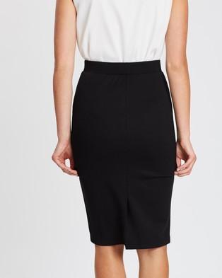 SPURR Pencil Skirt - Pencil skirts (Black)