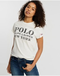 Polo Ralph Lauren - Short Sleeve Knit Tee