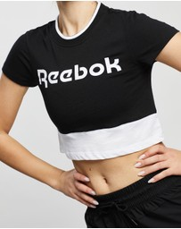 Reebok Performance - Training Essentials Linear Logo Tee