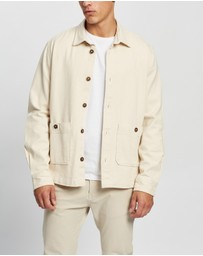 Ben Sherman - Raw Cotton Overshirt