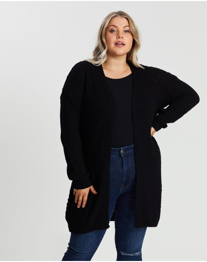 112be02a430 Curvy Cardigan | Womens Curvy Jumper | Plus Size Cardigan Online ...