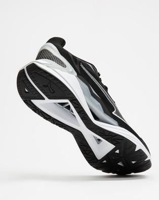 Puma UltraRide   Men's - Performance Shoes (Puma Black & Puma Silver)