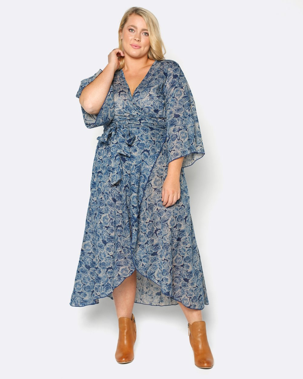 fb357a85a4a Spell The Gypsy Collective Winona Boho Maxi Dress In Ivy Revolve ...