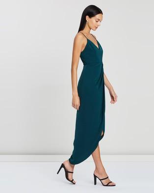 Shona Joy - Cocktail Dress - Bridesmaid Dresses (Seaweed) Cocktail Dress