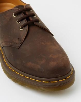 Dr Martens Unisex 1461 3 Eye Shoes Casual Gaucho Crazy Horse 3-Eye