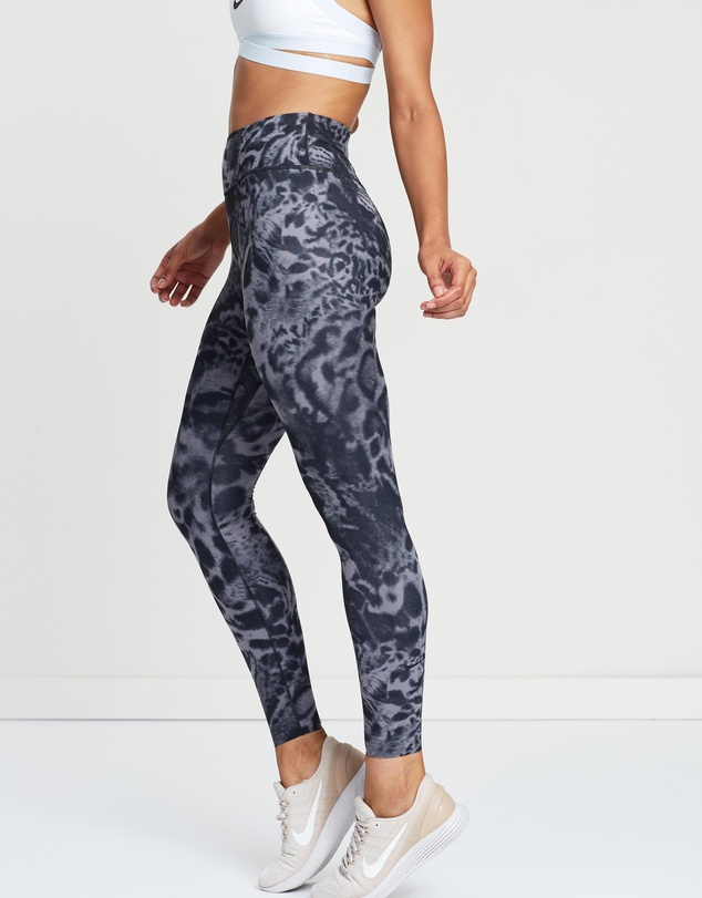 Nike - One Luxe Printed Training Tights