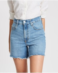 Nobody Denim - Frankie Stretch Shorts