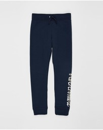 Abercrombie & Fitch - Core Logo Fleggings - Teens