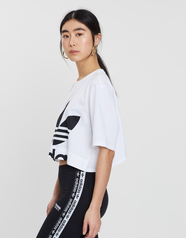 adidas Originals - Cut-Out Tee