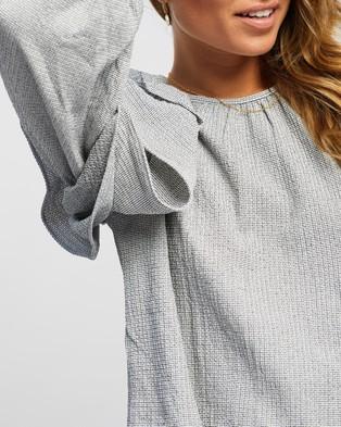 M.N.G Latre T Shirt - Tops (Natural White)