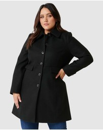 Forever New Curve - Emily Curve Dolly Coat