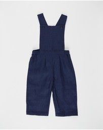 Dukes and Duchesses Apparel - Long Jude Overalls - Babies-Kids