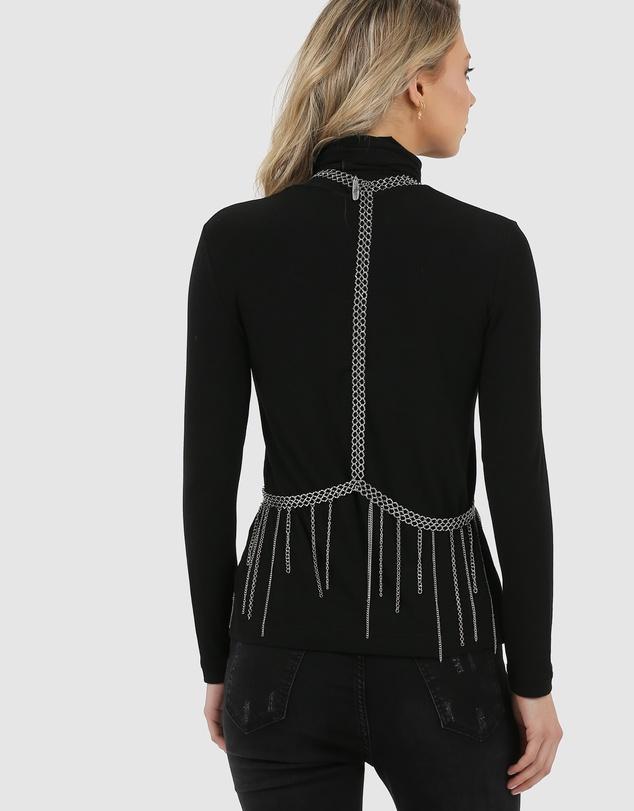 Women Chain Vest