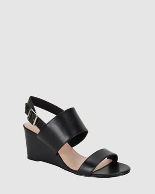 Jane Debster Diana - Sandals (BLACK)