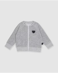 Huxbaby - Terry Sweat Jacket - Kids