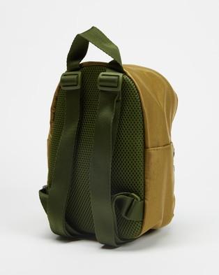 adidas Originals Mini Backpack - Backpacks (Wild Moss & Wild Pine)