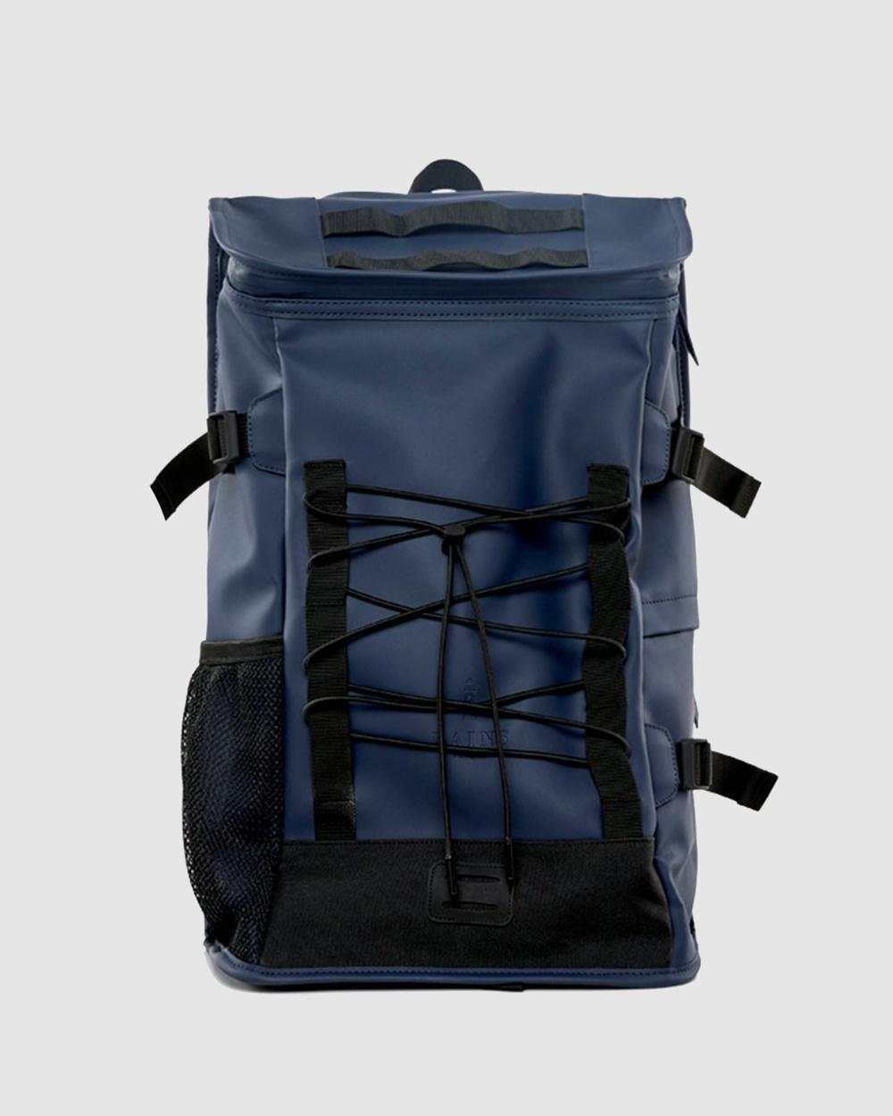 RAINS Mountaineer Bag Bags Blue