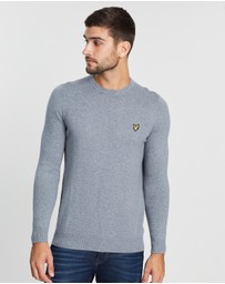 Lyle and Scott - Cotton Merino Crew