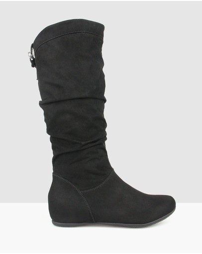 Betts - Oxley Wedge Boots