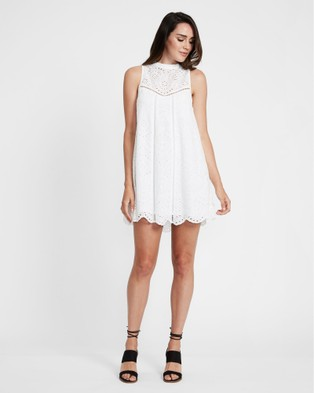 MVN – Coral Sea Dress – Dresses (White)