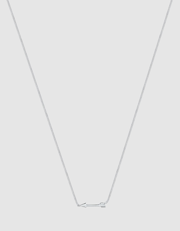 Elli Jewelry - Necklace Cupid's Arrow Boho 925 Sterling Silver