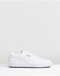 Puma - Breaker Leather Sneakers - Unisex