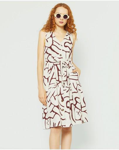 d16a1f49fe Linen Dresses