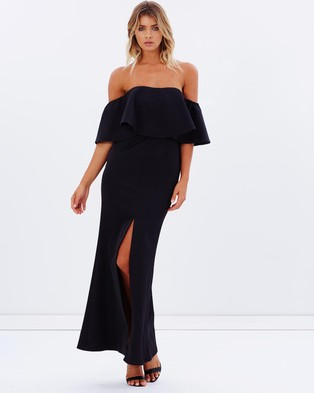 Talulah – Without You Gown – Dresses (Black)