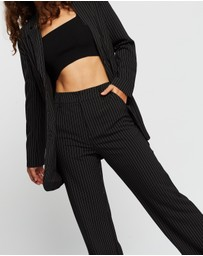 Dazie - Girl Interrupted Wide Leg Pants