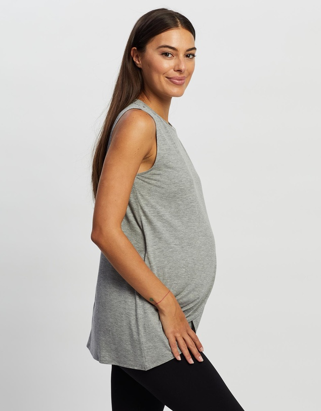 Mammojo - Jessica Cross Over Tank