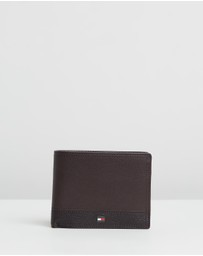 Tommy Hilfiger - Business CC Flap Coin Wallet