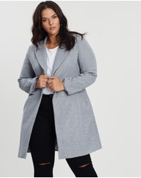Atmos&Here Curvy - ICONIC EXCLUSIVE - Valerie Coat