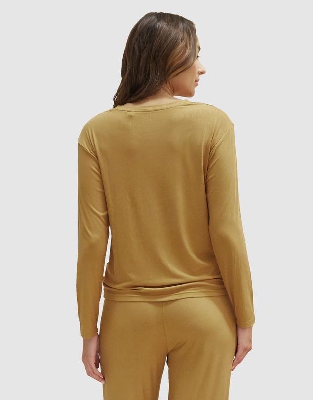 Women Monica Long Sleeve Top