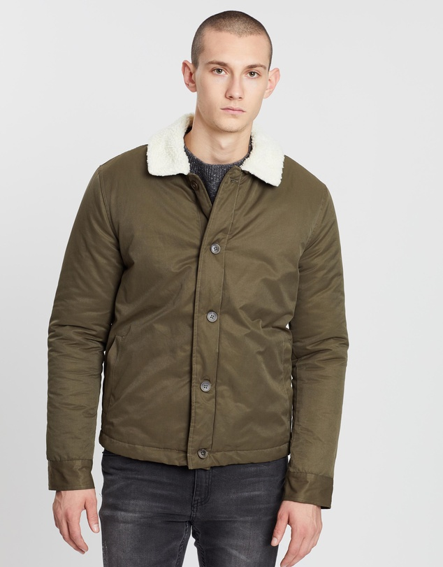Staple Superior - Caville Sherpa Jacket