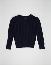 Polo Ralph Lauren - Cable Sweater - Kids