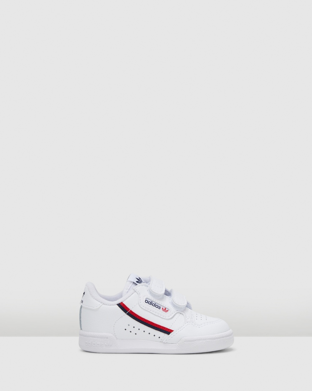 adidas Originals Continental 80 Infant Sneakers White/Red/Navy Australia