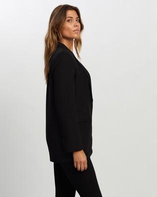 Atmos&Here Noele Blazer - Blazers (Black)