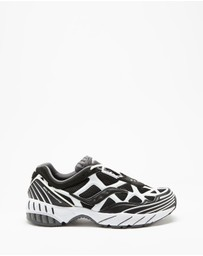 White Mountaineering - White Mountaineering x Saucony Grid Web - Men's