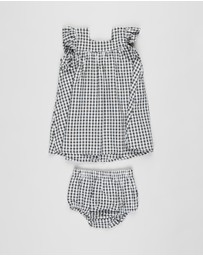 Cotton On Baby - Bundle Annie Dress & Anita Bloomers - Babies
