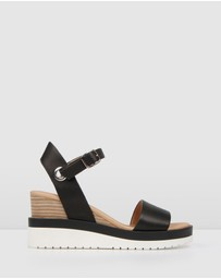Jo Mercer - Kenzie Wedge Sandals