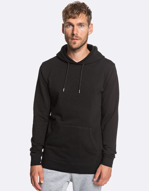 Quiksilver - Mens Global Grasp Hoodie