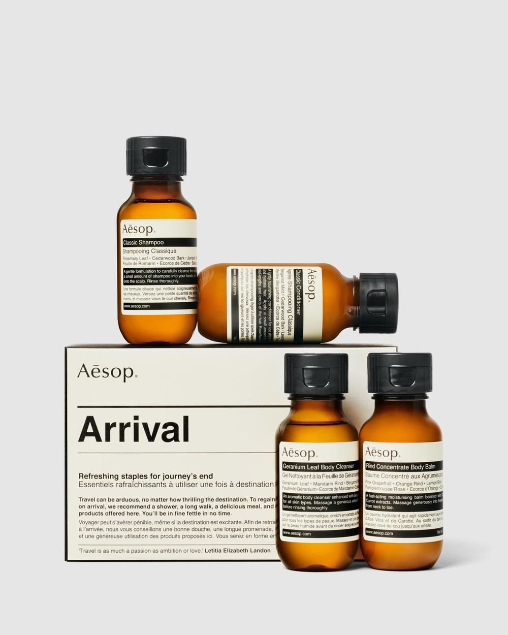Aesop Arrival Kit Beauty N/A