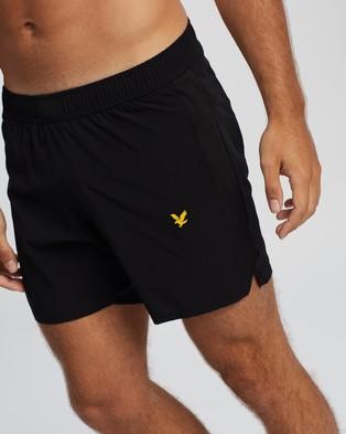 Lyle and Scott Core Shorts - Shorts (True Black)