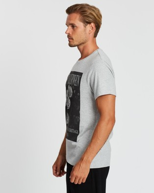 Kent and Curwen Short Sleeve T Shirt - T-Shirts & Singlets (Grey)