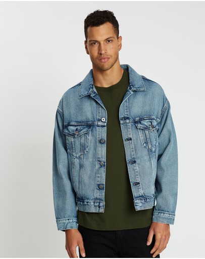 Levi's Made & Crafted Oversized Type Iii Jacket Timmer