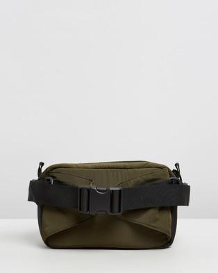 Carhartt Military Hip Bag - Bum Bags (Cypress & Black)